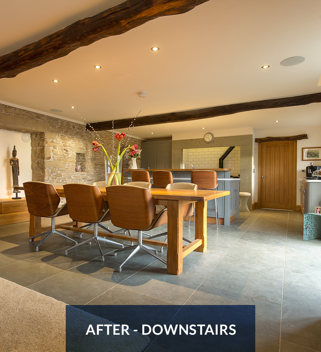 Higher Blaitwaite Barn - Downstairs