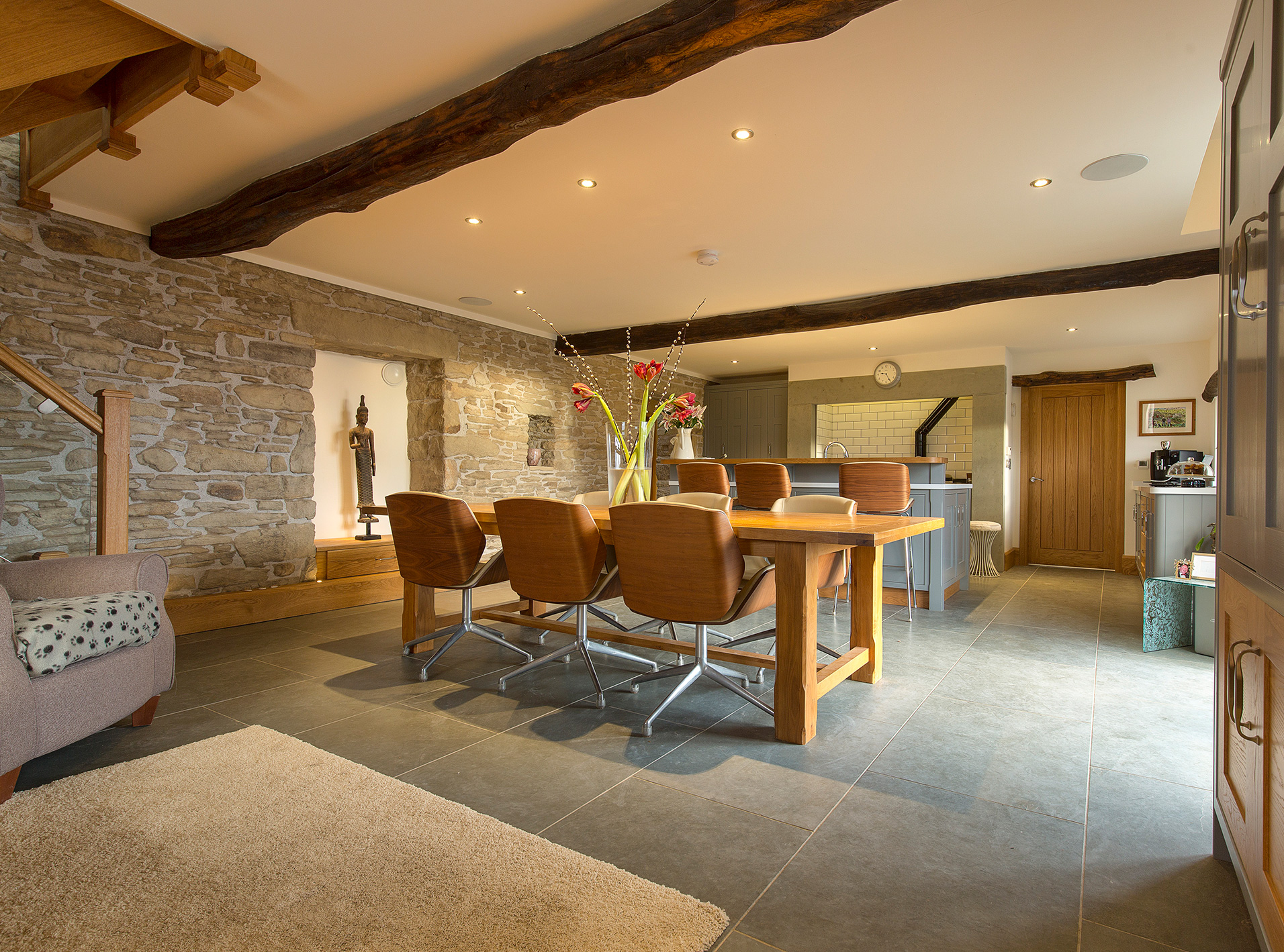 Higher Blaithwaite Barn - Kitchen