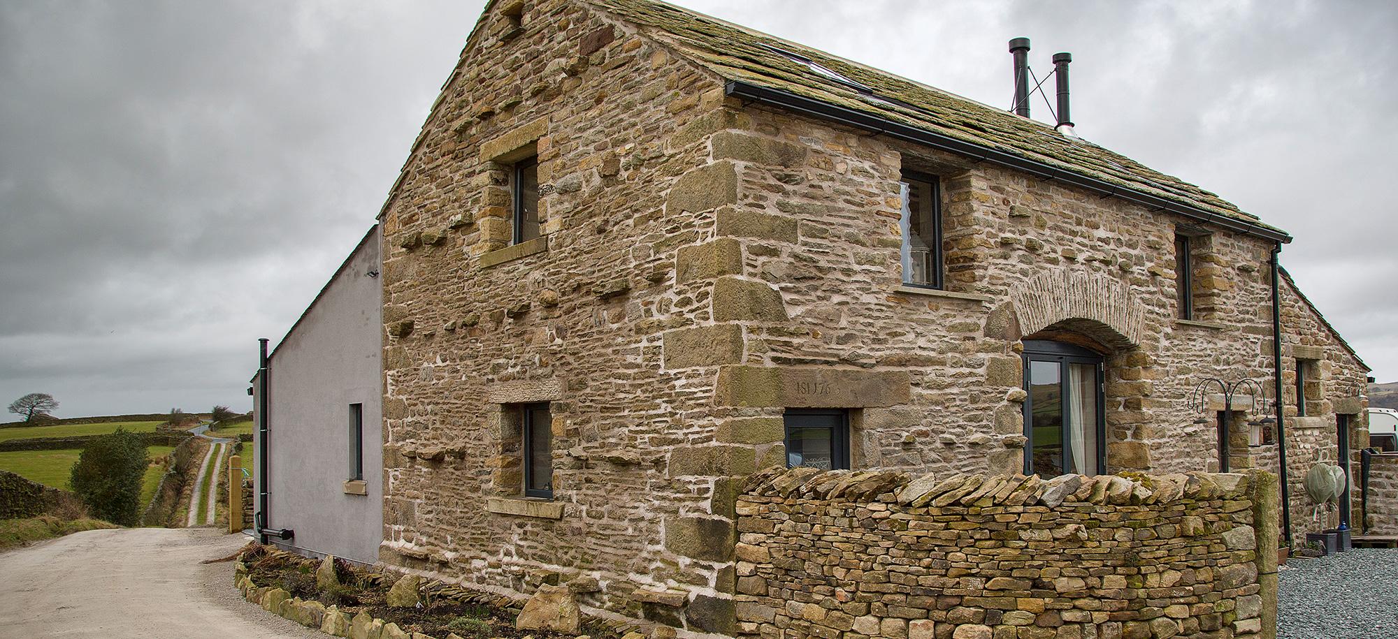 Higher Blaithwaite Barn